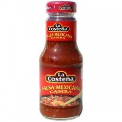 Salsa Mexicana Casera - 250 gr