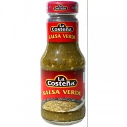 Salsa Mexicana Verde - 250 gr