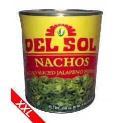Nacho Jalapeno Scheiben 2,8 Kg