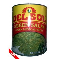 Salsa Verde - Grüne Salsa 2,8Kg