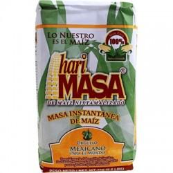Maismehl (nixtamalisiert), hari MASA Harina de Maíz nixtamalizado 1 Kg