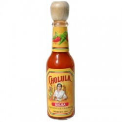 Cholula Hot Sauce, Casa Cuervo, 60 ml