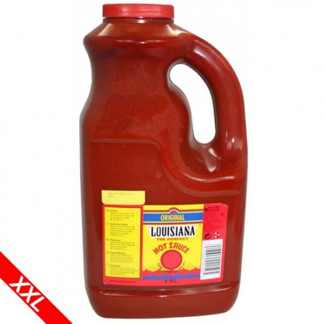 Louisiana Supreme Hot Sauce 3,78L